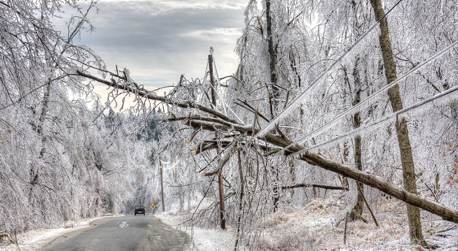 Preparing Your Family For An Ice Storm